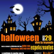 Fiesta Halloween del 28 al 31 de octubre en Urban Café Valencia