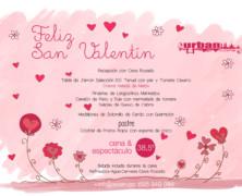 Especial San Valentín con Oscar Tramoyeres