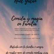 Comida y magia en Familia